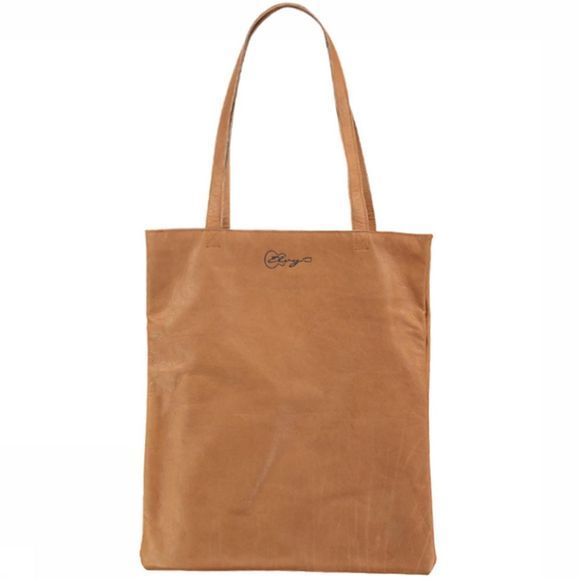 Elvy Tas Joni Shopper Soft Zandbruin