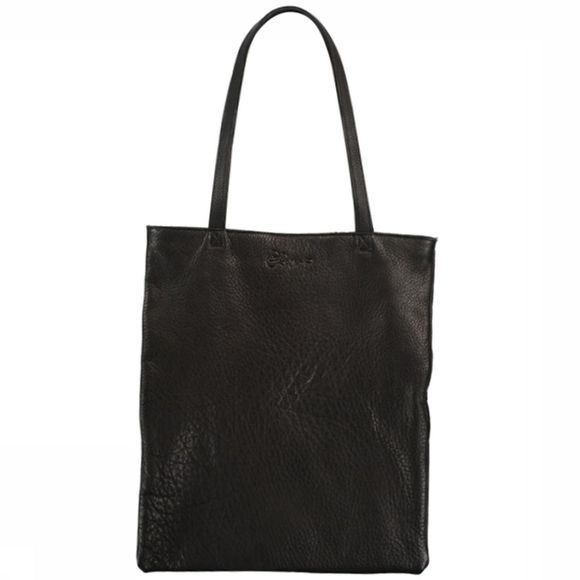 Elvy Sac Joni Shopper Soft Noir