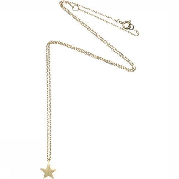 Estella Bartlett Collier Mini Star Or