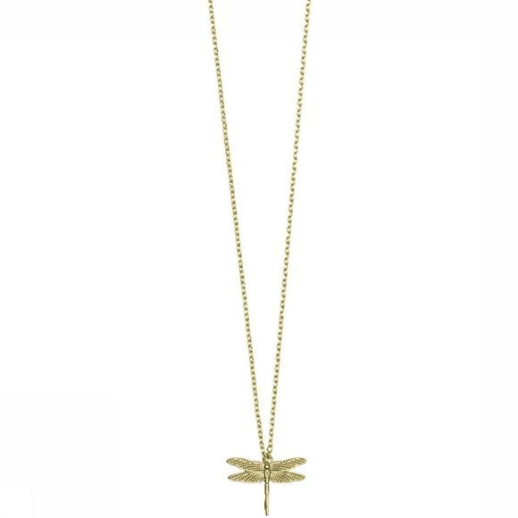 Timi Ketting Dragon Fly Goud