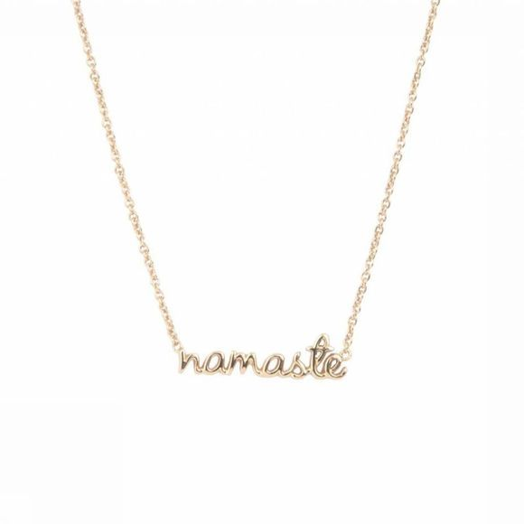 All The Luck In The World Collier Urban Namaste Or
