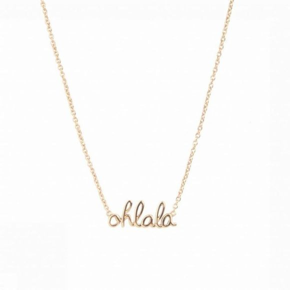All The Luck In The World Collier Urban Ohlala Or