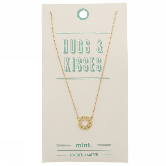 Timi Ketting Dreamcatcher Goud