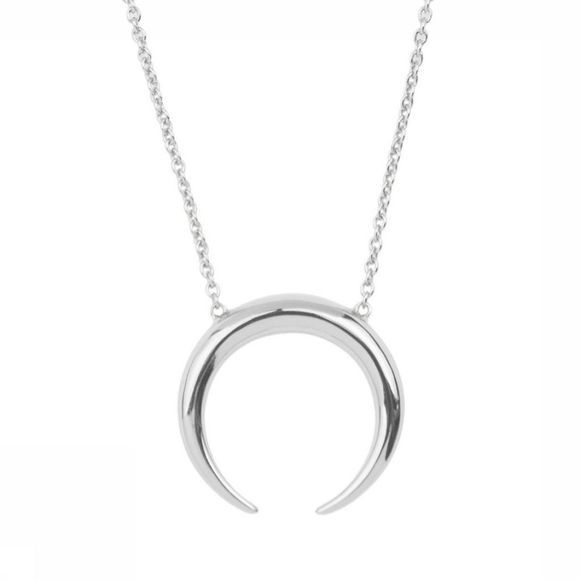 All The Luck In The World Collier Horn Argent