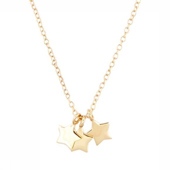 All The Luck In The World Collier Three Stars Or