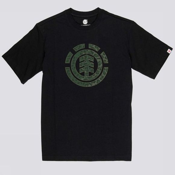 Element T-Shirt Oddie Noir