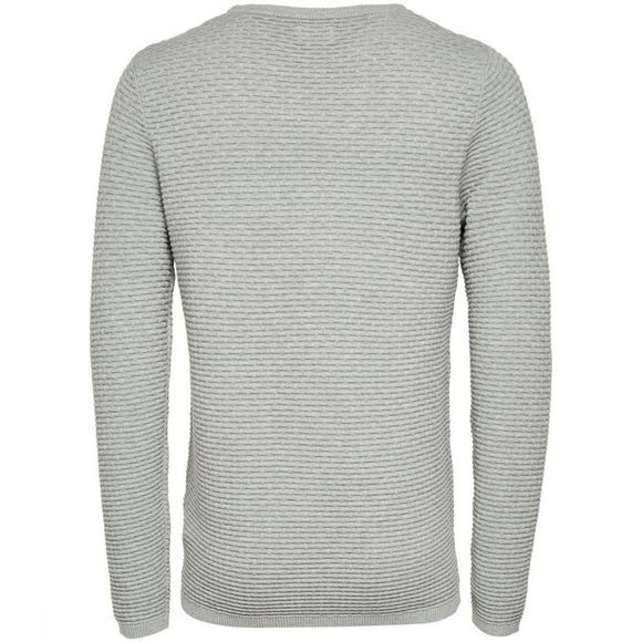 Selected Pull Shhnewdean Gris Clair Mélange