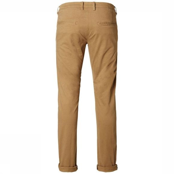 Selected Broek Luca Kameelbruin