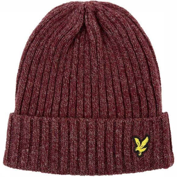 Lyle & Scott Bonnet 1902-He905A Bordeaux