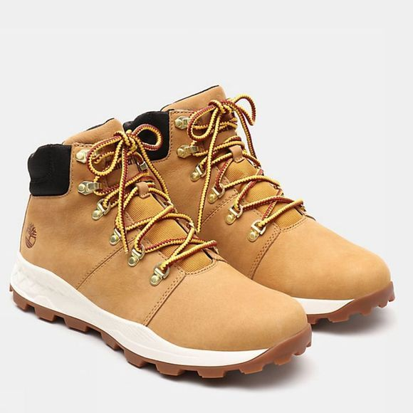 Timberland Bottine Brooklyn Hiker Jaune Foncé