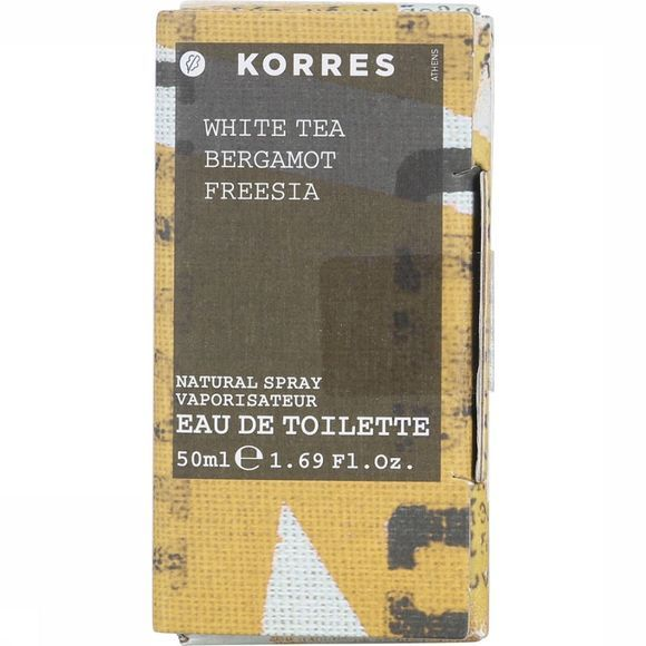 Korres Eau de Toilette White Tea 50ml Assortiment