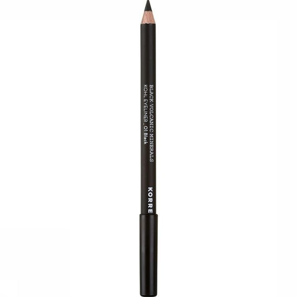 Korres Maquillage Pencil Kohl Mineral Black Noir