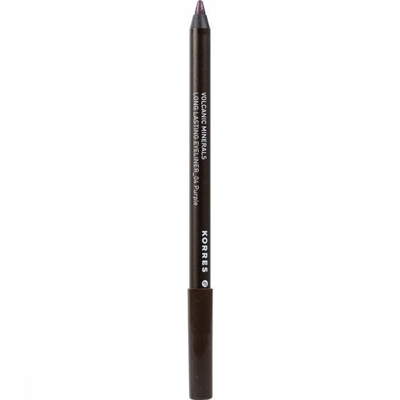 KOR Maquillage Eye Pencil Volcanic Minerals Pourpre