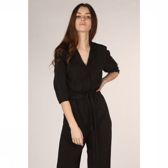 CKS Dames Jumpsuit Raina Zwart