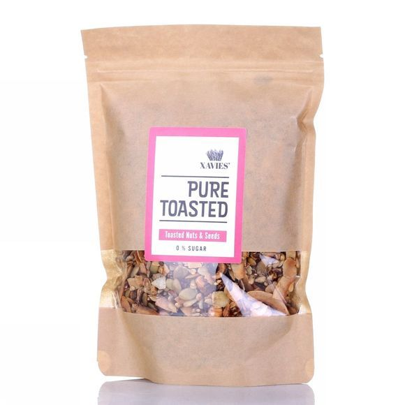 Granola Pure Toasted Nuts And Seeds 300gr