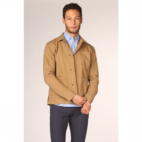 Knowledge Cotton Apparel Manteau 94025 Chameau