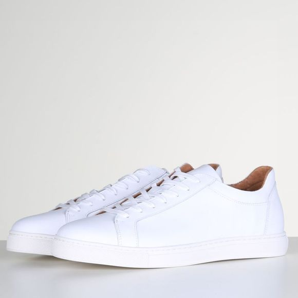 Selected Sneaker David Sneaker Noos Blanc