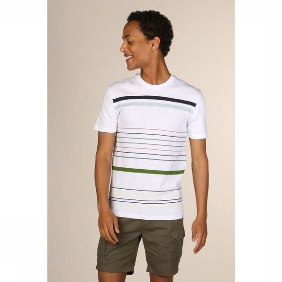 Minimum T-Shirt Asker Blanc/Assortiment