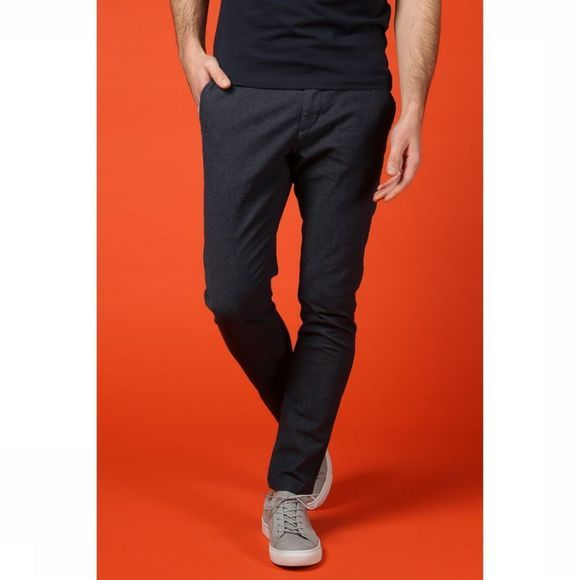 Selected Pantalon Shharval Bleu Moyen