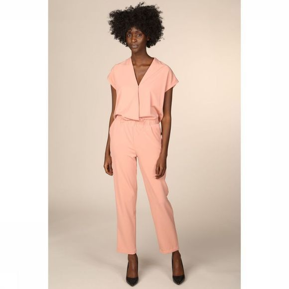 Yas Jumpsuit clady Spring Ss Lichtroze