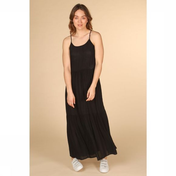Yas Robe Sandy Ankle Noir