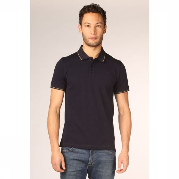 Matinique Polo Mapoleo Ds Donkerblauw
