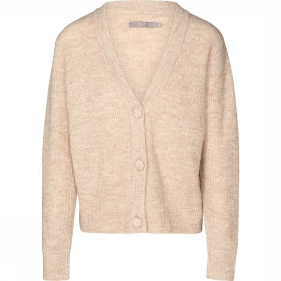 B.Young Cardigan Bymartine Zandbruin