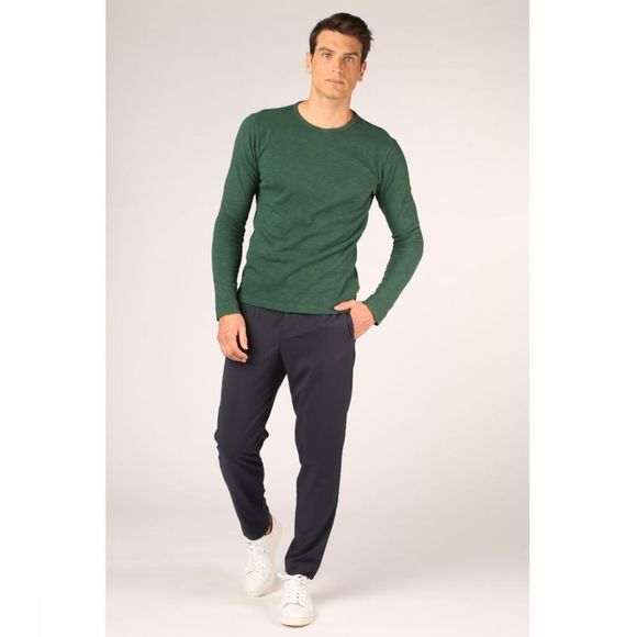 Selected Broek Slhslim Tapered Pete Donkerblauw