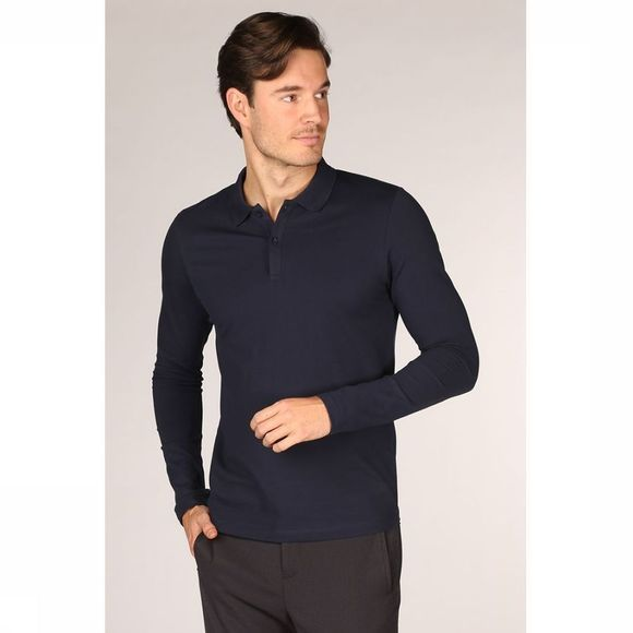 Selected Polo Slhmilanosl Donkerblauw