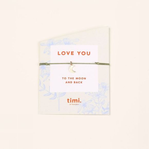 Timi Bracelet Love You Stretch Or
