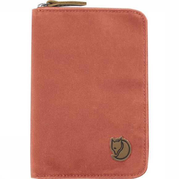 Fjällräven Portefeuille Passport Rouge