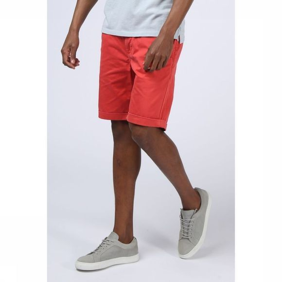 Dstrezzed Short 515038 Rouge Moyen