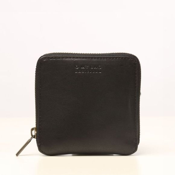 O My Bag Portefeuille Sonny Square Noir