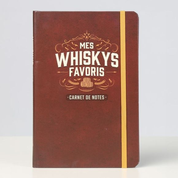 Paperstore Notitieboek Whiskys Favoris Geen kleur
