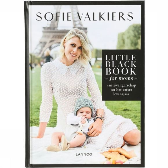 Lannoo Boek Sofie Valkiers Little Black Book For Moms Geen kleur