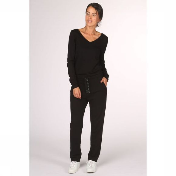 PlayPauze Jumpsuit Dancer Zwart