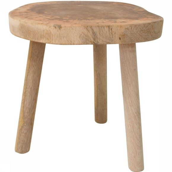 HK Living Tree Table Natural Geen kleur