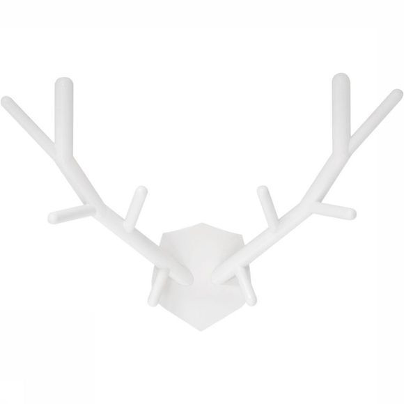 Deer Antler Xl White
