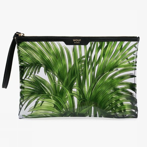 Wouf Accessoire Textile Clutch Tropicana Night Assortiment