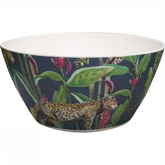 Catchii Homeware Service De Vaisselle Bowl Blue Bleu/Vert