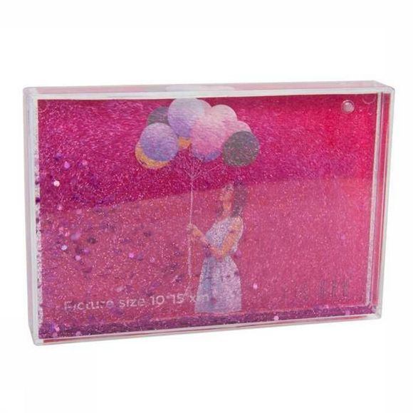 Kader Photo Frame Glitter