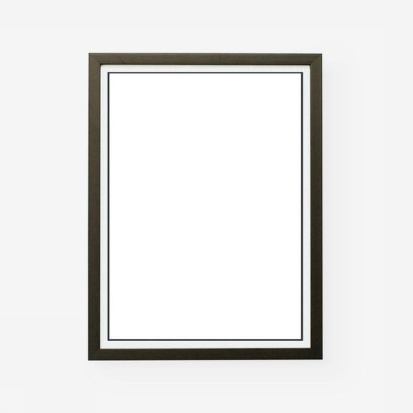 Wijck. Photo Frame 50X70 Noir