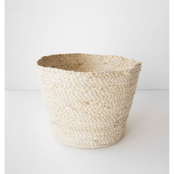 Urban Nature Culture Petit Rangement Basket Corn 24Cm Assortiment