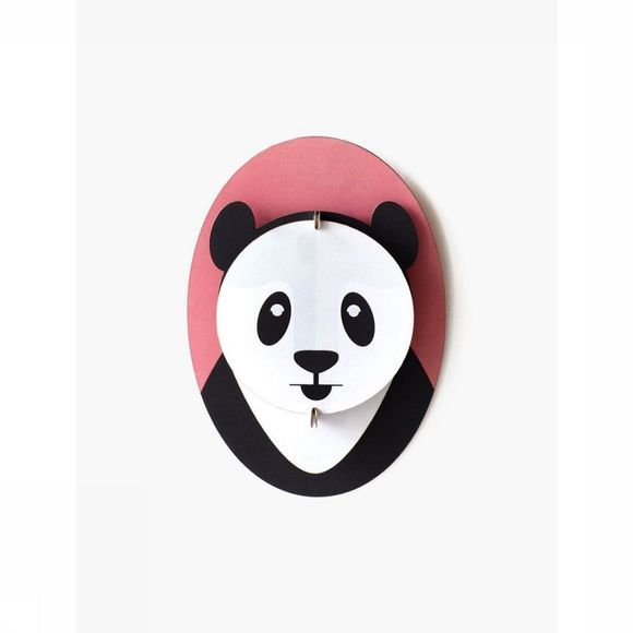 SRO Decoration Wall Deco Panda Assortiment