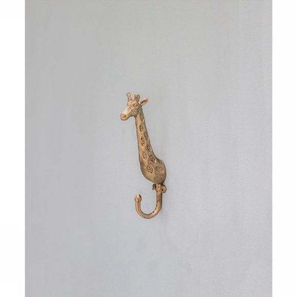 Doing Goods Decoratie Gloria Baby Giraffe Hook Goud