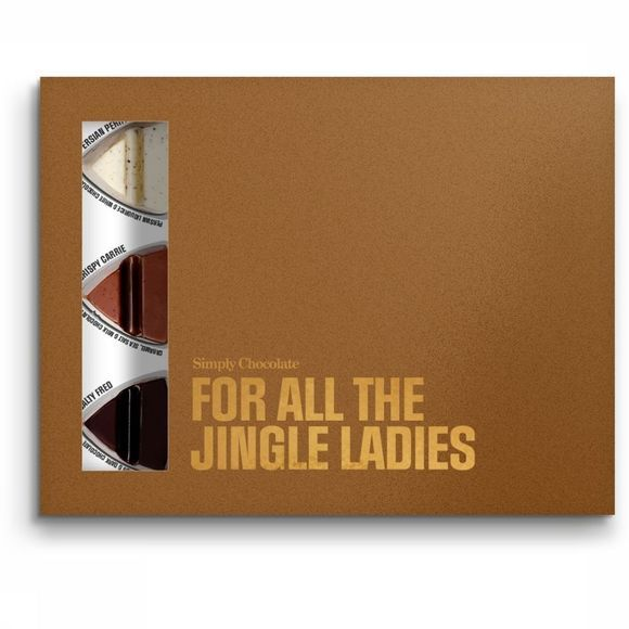 Simply Chocolate Kerstcollectie For All The Jingle Ladies Geen kleur