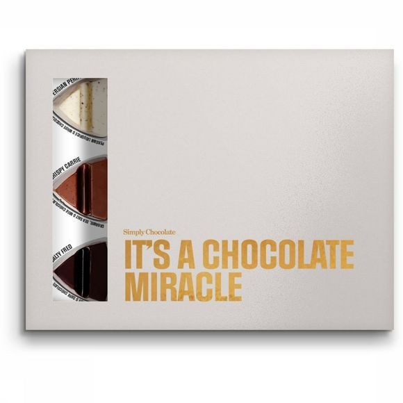 Simply Chocolate Kerstcollectie It's A Chocolate Miracle Geen kleur