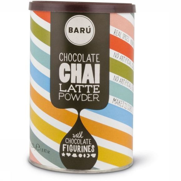 Baru Chocolate Chai Latte Powder Pas de couleur