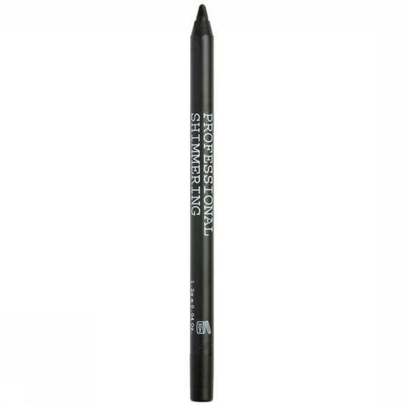 Korres Maquillage Pencil Shimmer Mineral Black Noir