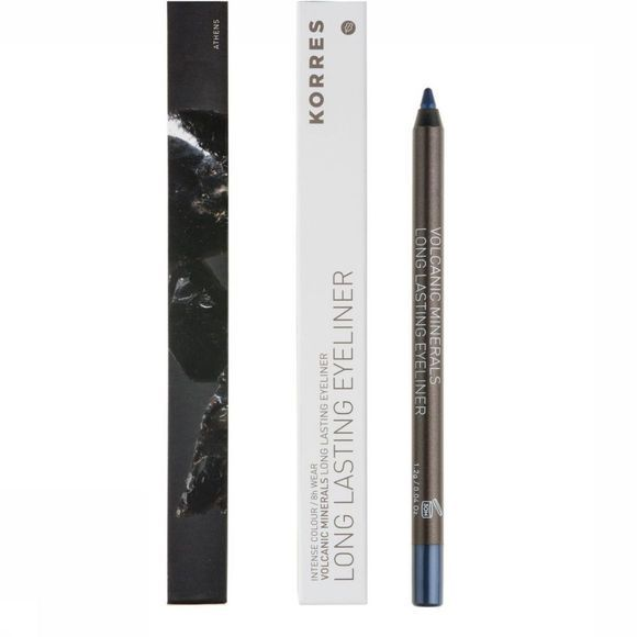 Korres Make-Up Eye Pencil Volcanic Minerals Blauw